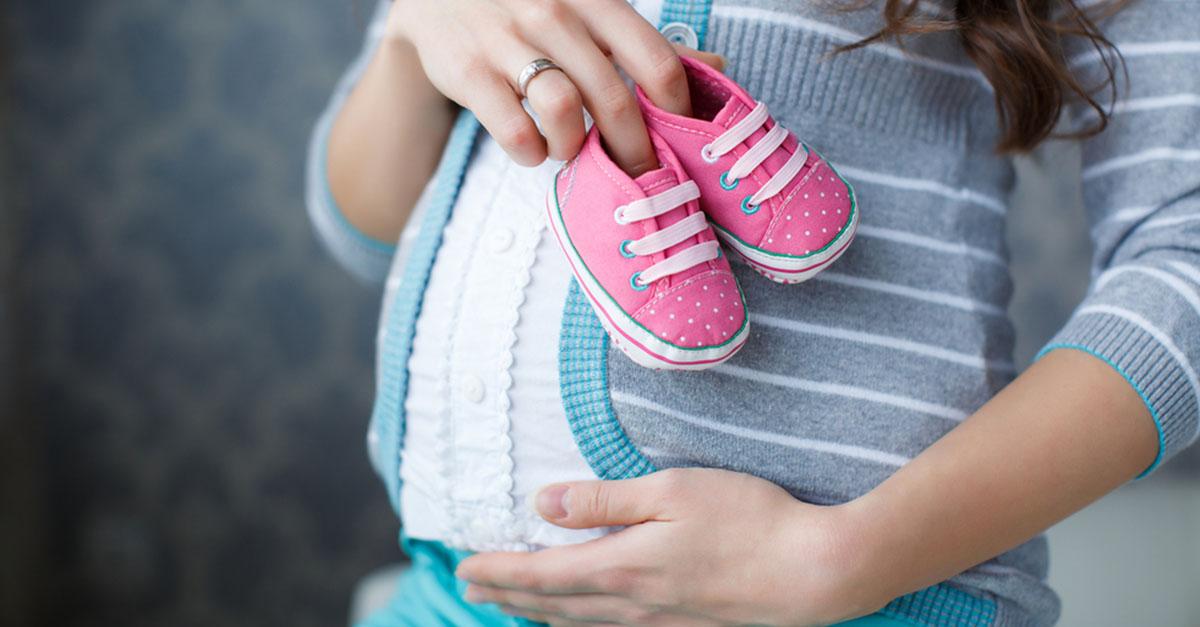 34. Schwangerschaftswoche