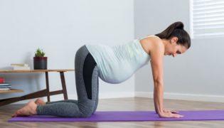 Aerobic in der Schwangerschaft