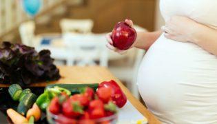 Hochschwanger im Hochsommer
