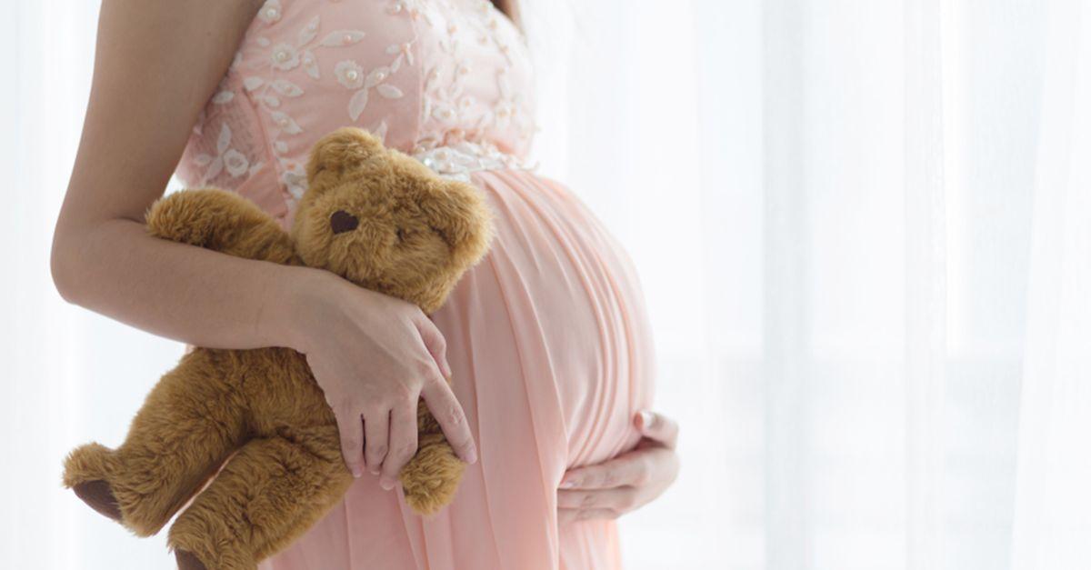 Jung Mutter werden