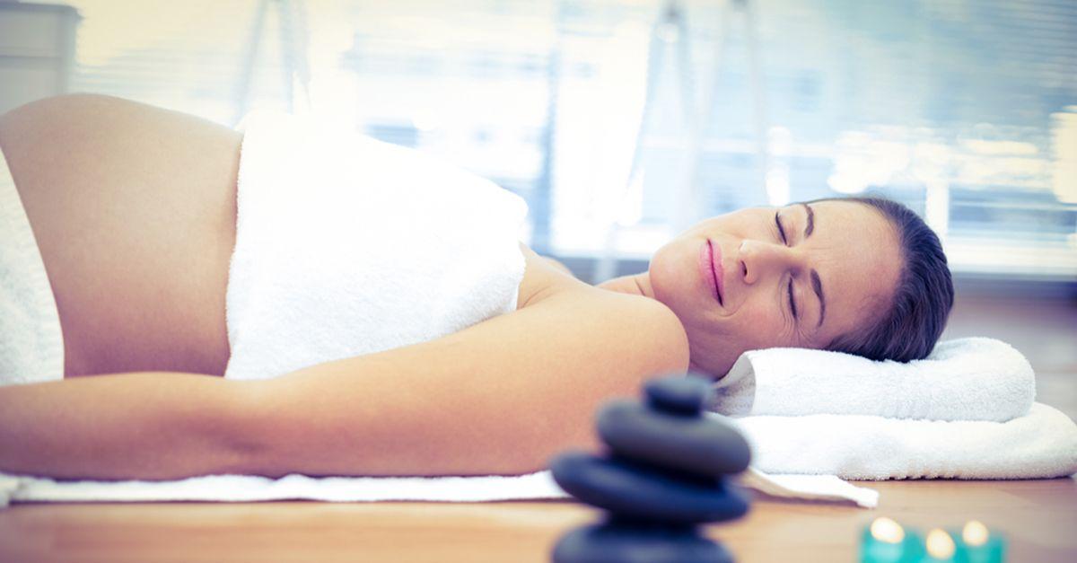 massage gegen streifen