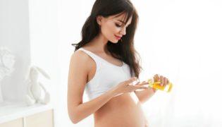 Schwangerschaftsstreifen-Öl