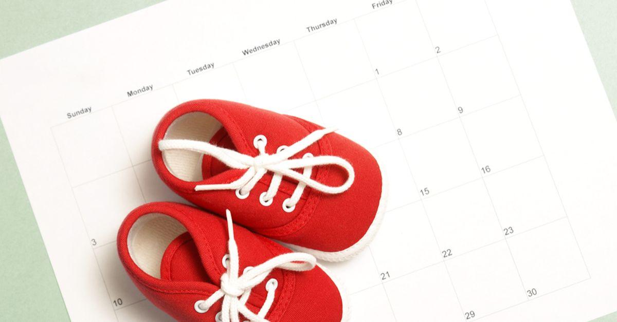 An welchen Tagen kann man schwanger werden?