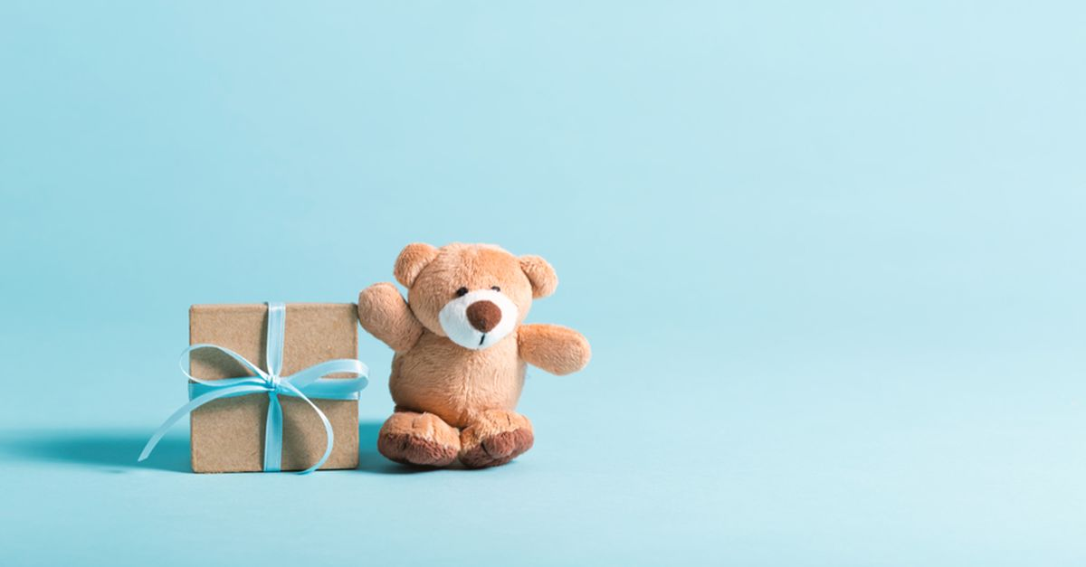 geschenke zum baby