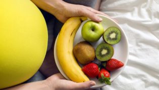 Diät in der Schwangerschaft