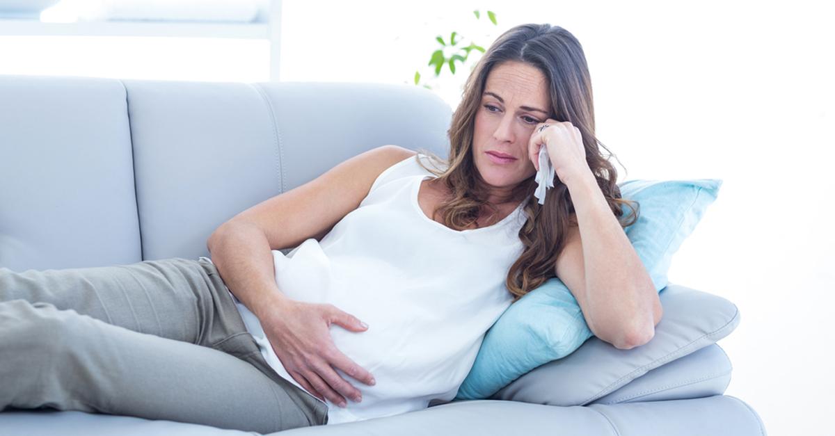 depressionen schwangerschaft