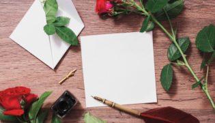Schöne Hochzeitskarten finden