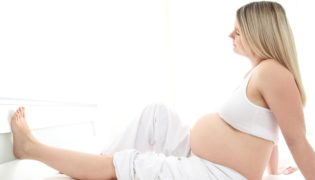 Bandscheibenvorfall in der Schwangerschaft