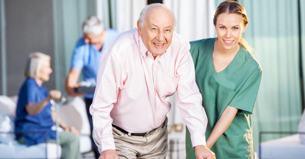Mangelernährung bei Pflegeheimbewohnern