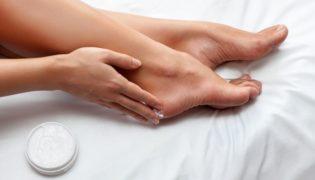 Pflege der Füße in der Schwangerschaft