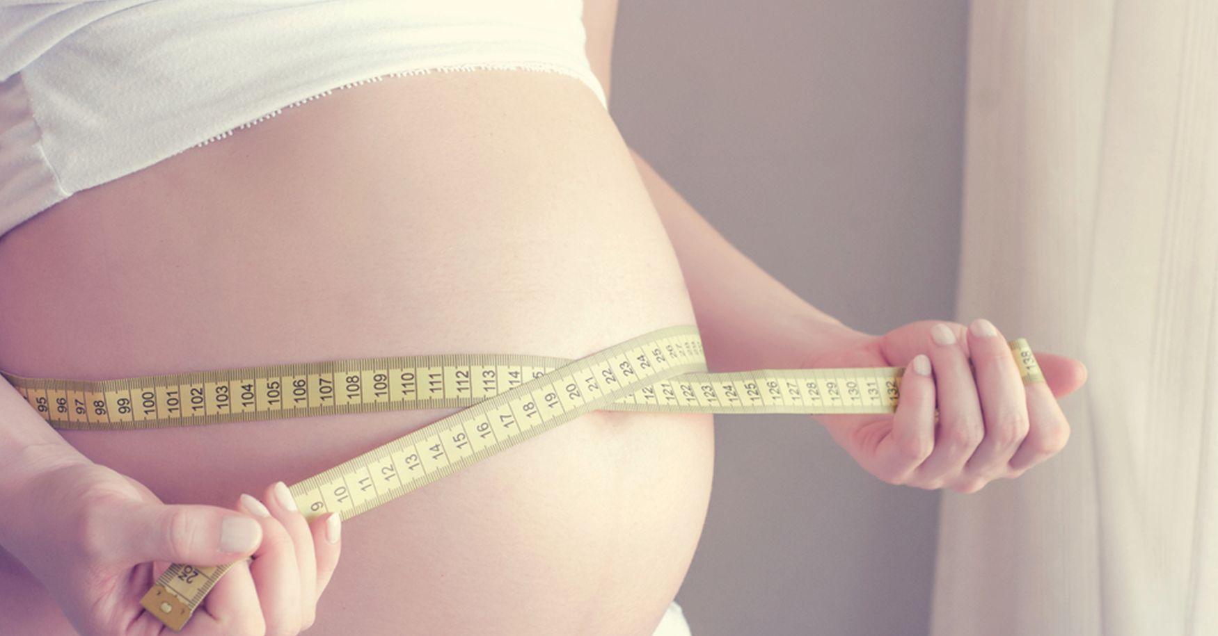 gewicht schwangerschaft trimester