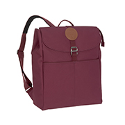 LÄSSIG Adventure Backpack Burgundy
