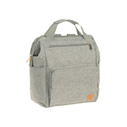 LÄSSIG Green Label Goldie Backpack Bouclé Beige