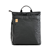 LÄSSIG Green Label Tyve Backpack Black