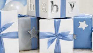 Besondere Geschenke zur Geburt eines Babys