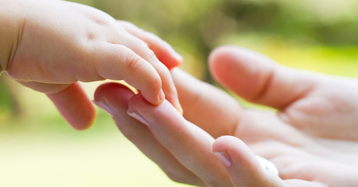 Ein Kind zur Adoption freigeben
