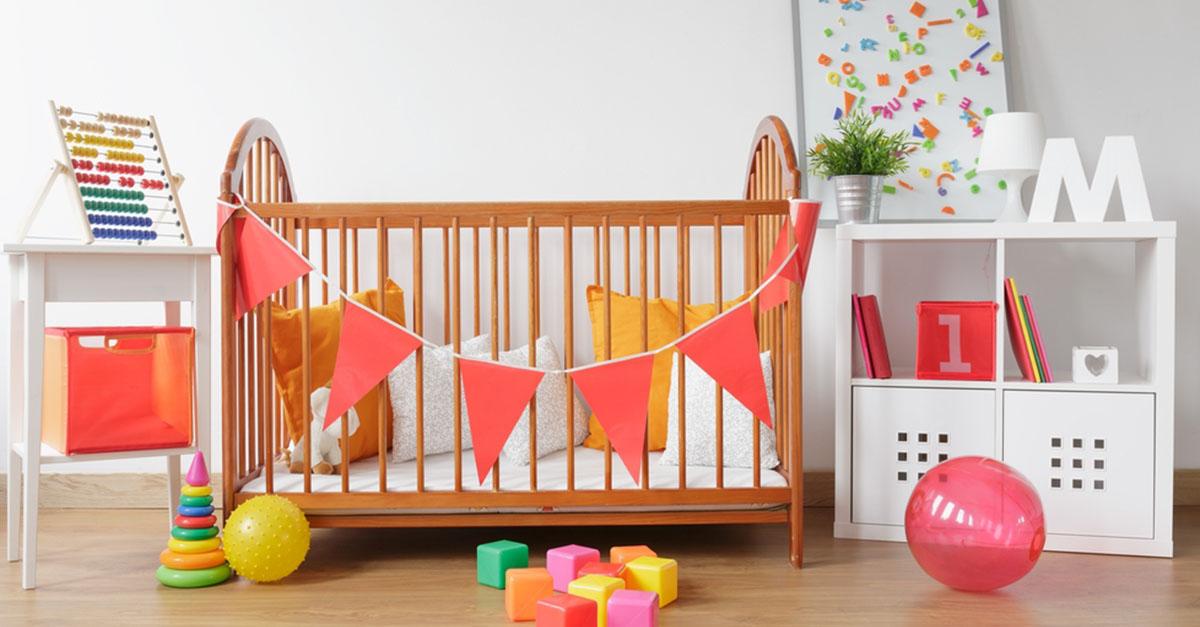 Erstausstattung Babymöbel