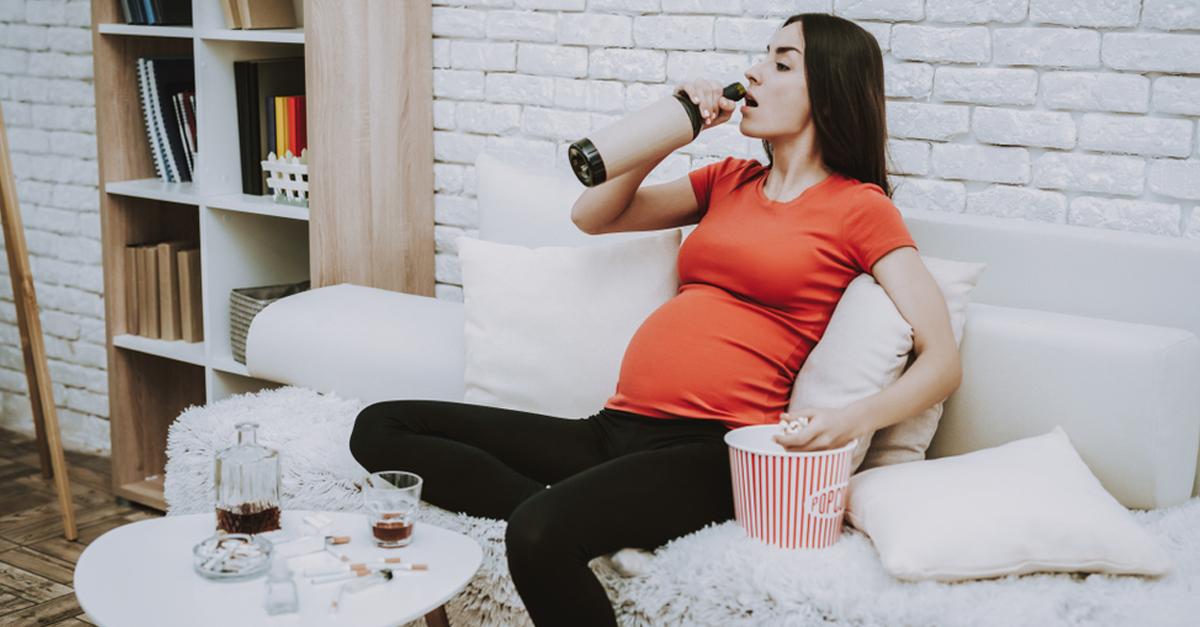 schwangerschaft dinge die man nicht tun sollte