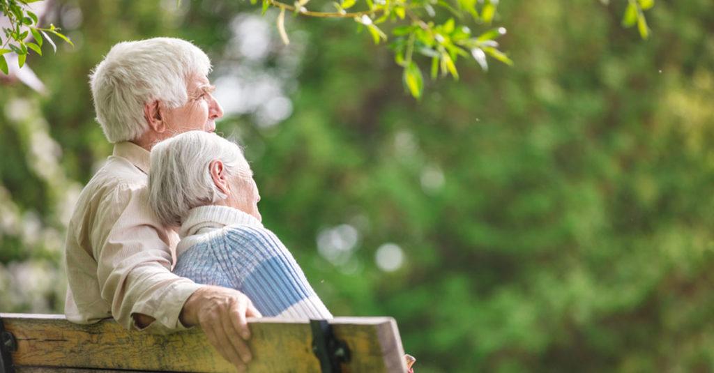 Pflege und Betreuung älterer Menschen