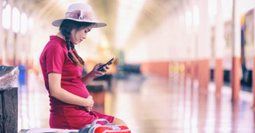 urlaub schwangerschaft