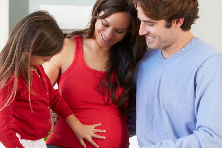 schwangerschaft und familie