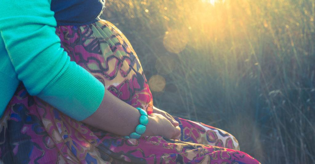 Ohne Partner durch die Schwangerschaft