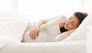 Tipps gegen Schlafprobleme in der Schwangerschaft