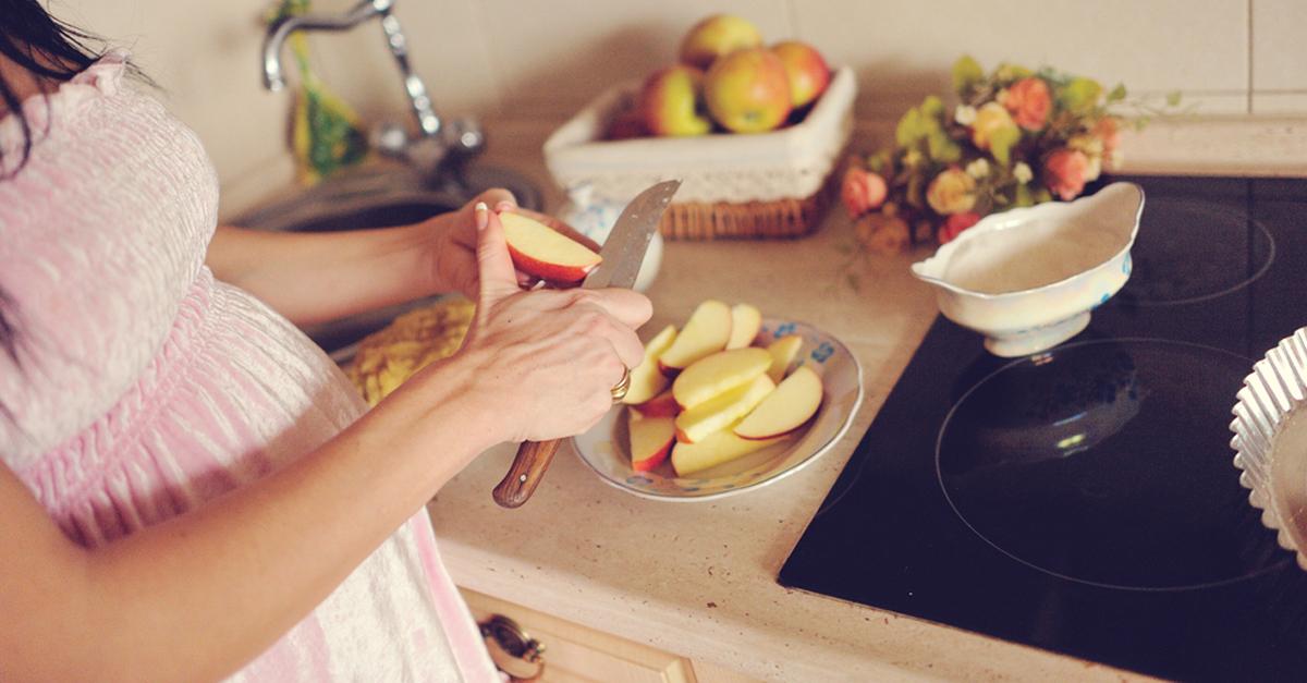 ernährung tipps schwangerschaft