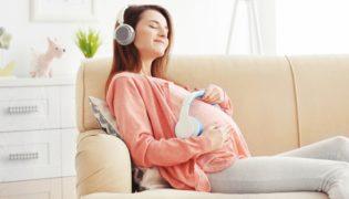 Musik in der Schwangerschaft