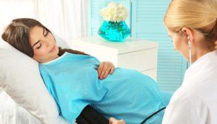 5. Mutter-Kind-Pass Untersuchung (35.-38. SSW)