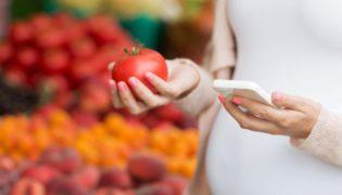 Nicht für Zwei in der Schwangerschaft essen