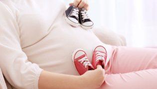 Beschwerden bei Zwillingsschwangerschaft