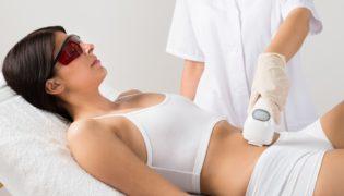 Behandlung gegen Schwangerschaftsstreifen