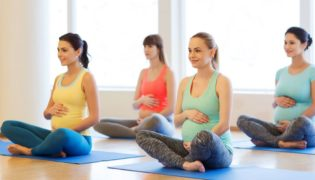 Geburtsvorbereitung und Gymnastik