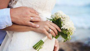 In der Schwangerschaft die Hochzeit planen
