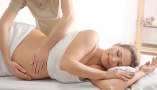 Massageöl in der Schwangerschaft