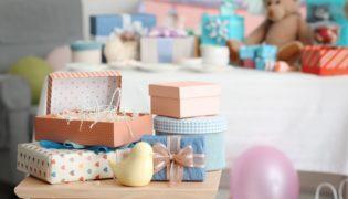 Geschenke zur Geburt eines Babys
