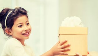 Geschenkideen für ein Kind