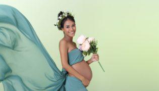 Mode für Schwangere und für Babys