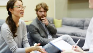Paartherapie hilft bei einer Ehekrise