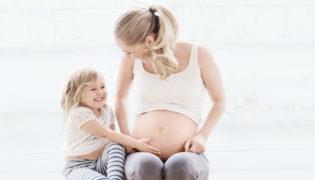 MAMA Pflege: Gepflegte Haut für eine unbeschwerte Schwangerschaft