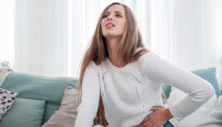 Regelschmerzen in der Schwangerschaft – gibt es das?
