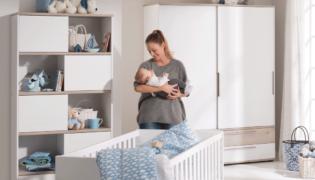 Babyzimmer einrichten:  Tipps vom Kindermöbel-Experten