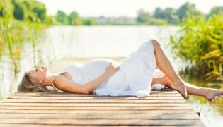 Schwanger im Sommer – 7 Tipps gegen die Hitze