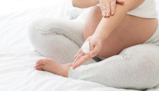 Die richtige Pflege in der Schwangerschaft